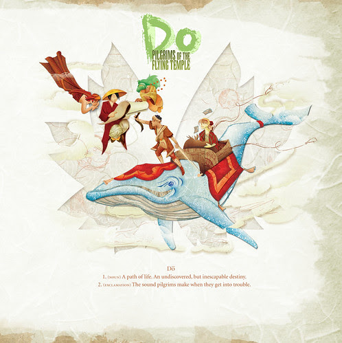 Front page of Do: Pilgrims of the Flying Temple