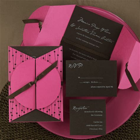 Victoria's Secret Wedding Invitations Cheap   The Wedding