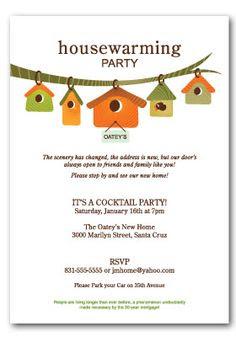Free Printable Housewarming Party Templates   Housewarming ...