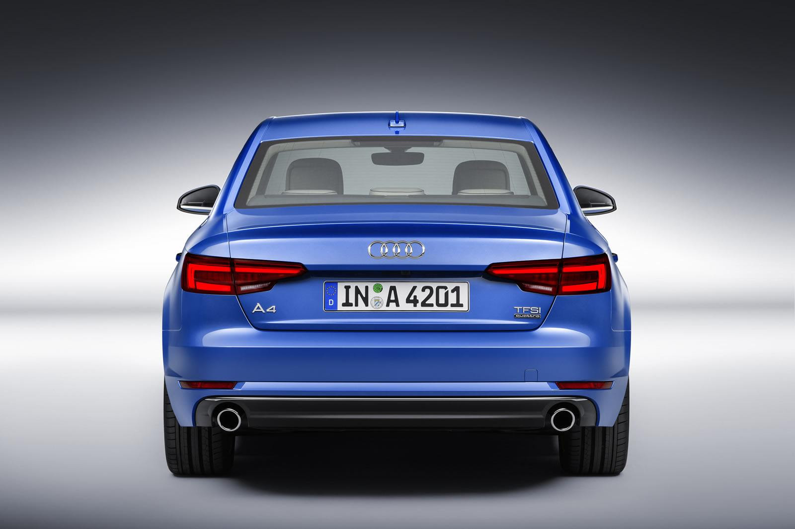 2017 Audi A4 Will Be Available with 2.0 TDI Diesel in the US ...