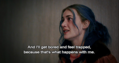 Love Girl Tumblr Sad Quotes Movie Kate Winslet Eternal Sunshine