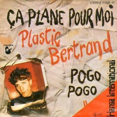 Plastic Bertrand - LJa Plane Pour Moi