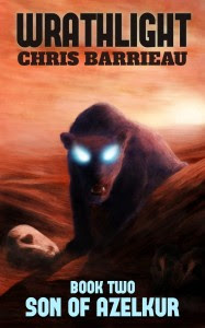 Wrathlight by Christopher Barrieau