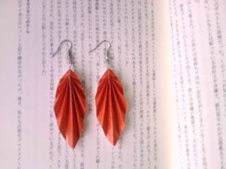 DIY Japanese Origami Jewelry Making Tutorials