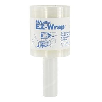 Mueller Ez Wrap Plastic Film W Handle