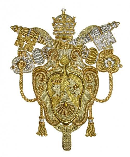 Armoiries de Sa Sainteté le Pape Benoît XVI