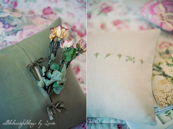Frog and Roses (Kazuko Aoki)