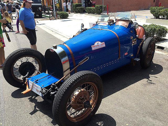 Bugatti 1927 Type 37 Race Car Reproduction 1 Of 1 Unit Replica Built Classic Bugatti Other 1927 For Sale
