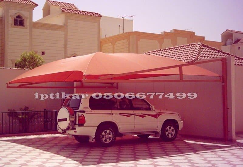 مظلات سيارات للبيع