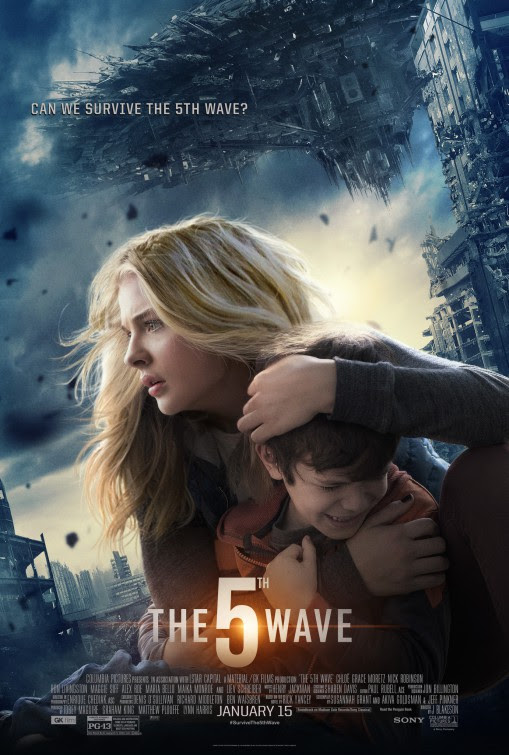The 5th Wave Movie Poster
