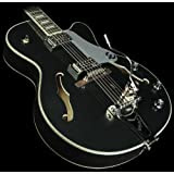 Epiphone Limited Edition Emperor Swingster Black Royale Electric Guitar