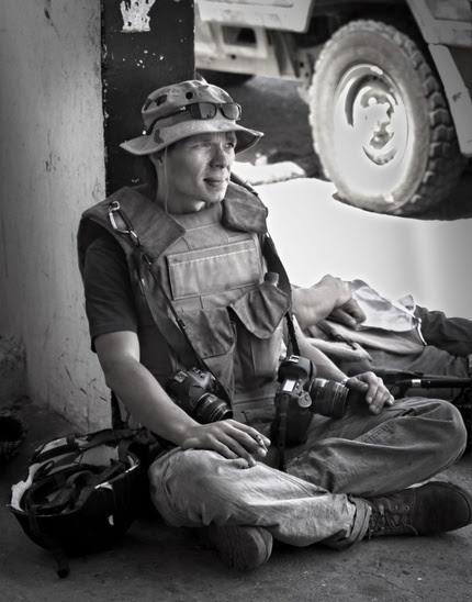 Российский фотограф Сергей Пономарев получил Пулитцеровскую премию