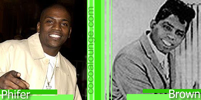 Separated at Birth: Mekhi Phifer and The Late James Brown