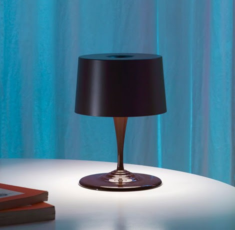 Modern Table Lamp from Nemo (Cassina) - new Chocolate lamp for ...