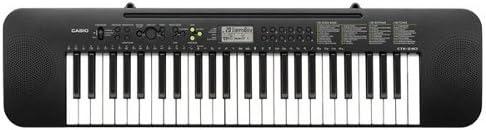 CASIO 電子キーボード 49標準鍵盤 ベーシックタイプ CTK-240