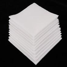 Mens Handkerchiefs 100% Cotton Super Soft Washable