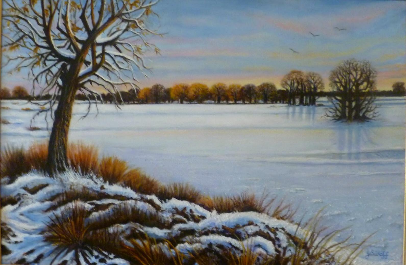 Richmond Frozen Pond