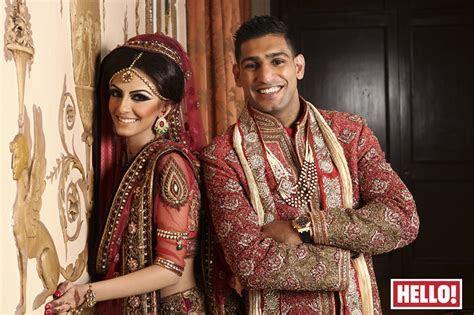 Amir Khan marries his stunning student love Faryal