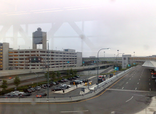 Logan Airport Tower