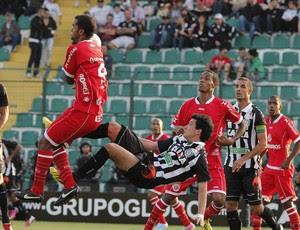 Figueirense pablo douglas silva thiego américa-rn orlando scarpelli série b (Foto: Luiz Henrique / Figueirense FC)