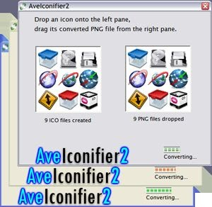 Convertissez vos images en icônes avec AveIconifier2