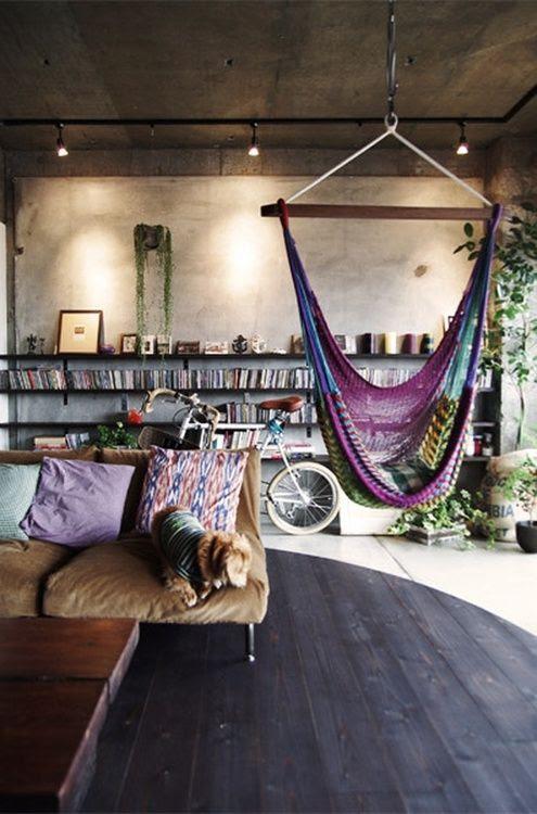 hippie. hammock seat.