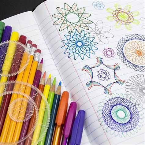 images  spirograph drawings  pinterest