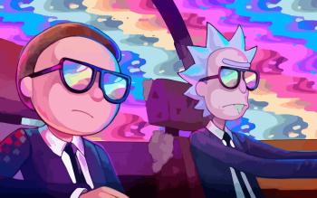 Rick And Morty 4k Wallpaper