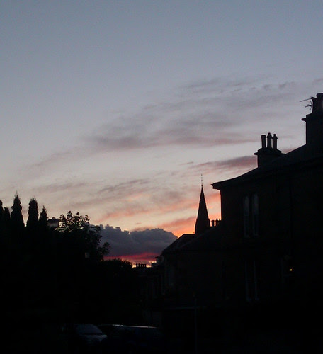 Sunset! by rajmarshall