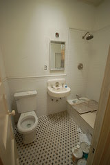 Second Floor Hallway Bathroom