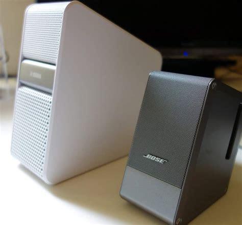 yamaha nx   bose computer musicmonitor whats