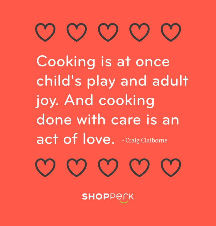 Quotes About Great Cook 61 Quotes