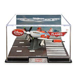 Turbo Dusty Die Cast Plane - Planes
