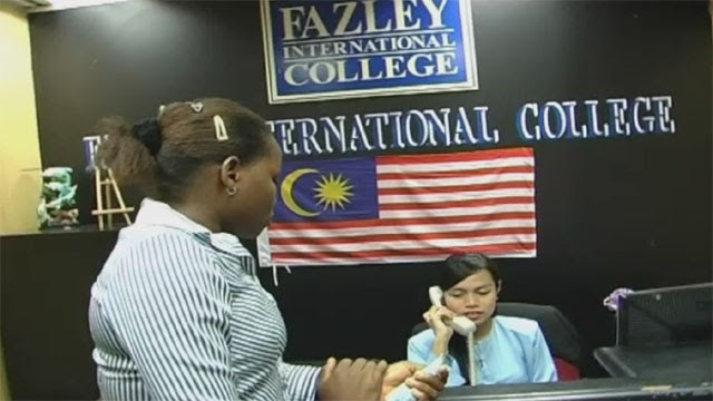 Fazley International College
