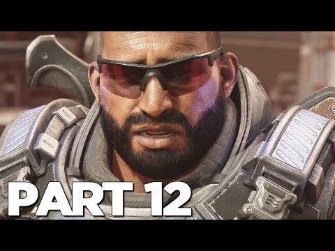 Gameplay GEARS 5 Walkthrough Gameplay Part 12