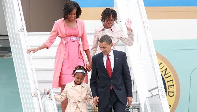 Русские внедрили своих в семью Обамы