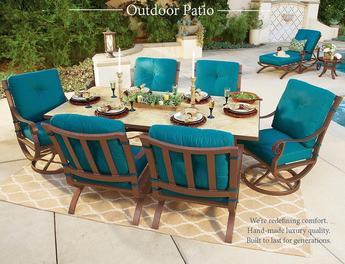 Outdoor Patio Furniture - Green Thumb Nursery