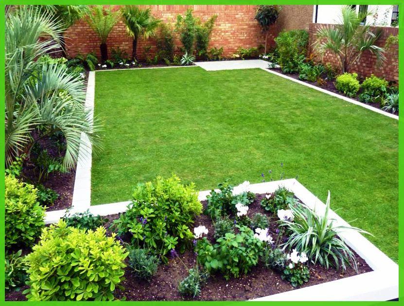 Contemporary garden border ideas | Hawk Haven