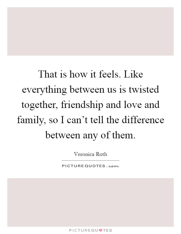 Friendship Like Family Quotes Sayings Friendship Like Family Picture Quotes