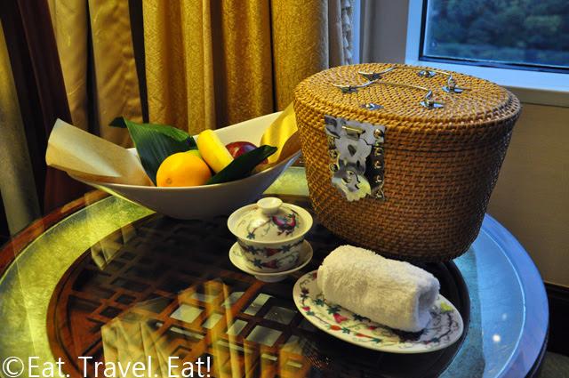 Island Shangri-La Fruit and Tea