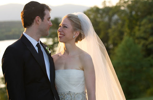 Marc Mezvinsky and Chelsea Clinton's Wedding