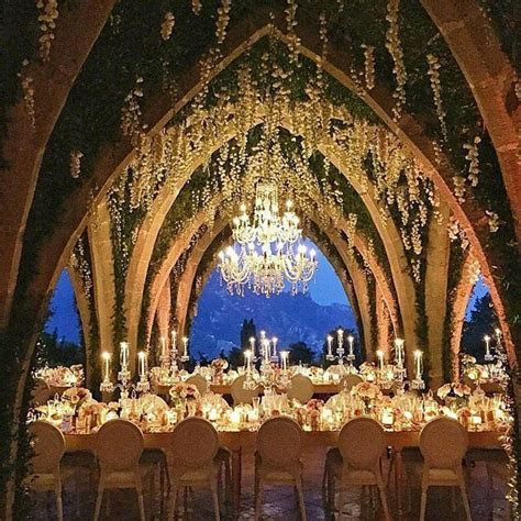 Beautiful wedding reception in Ravello, Italy by #