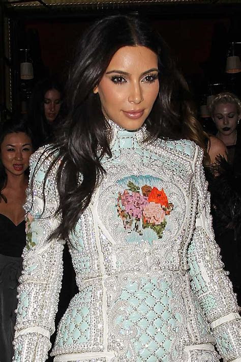 Kim Kardashian Marries Kanye West In Haute Couture