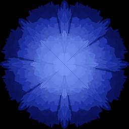 Blue Flower Clipart Images