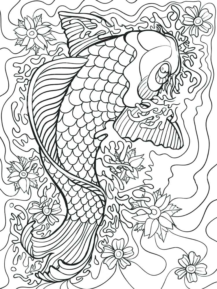 Printable Coloring Pages For Adults Pdf at GetColorings ...