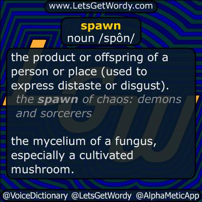 spawn  05/25/2014 GFX Definition