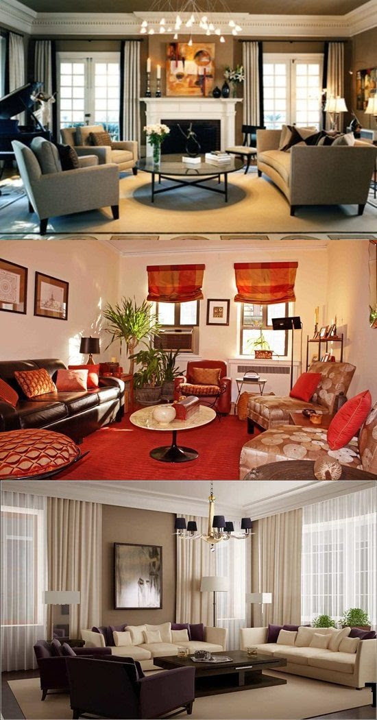 Ideas for Decorating a Living Room on a Budget - Interior ...