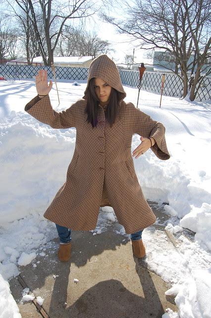 sherlock coat