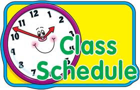 Daily Schedule Clipart | Clipart Panda - Free Clipart Images