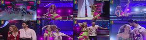 Sara Prata sensual no passado no programa Dança com as estrelas